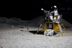 Landing On The Moon - A BHAG!
